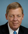 "Portrait of John ""Johnny"" Isakson"