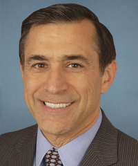 Photo of sponsor Darrell Issa