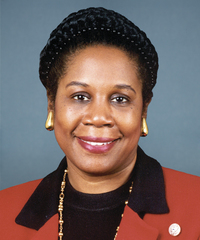 Photo of sponsor Sheila Jackson Lee