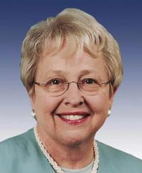 Photo of Rep. Nancy Johnson [R-CT5, 2003-2006]