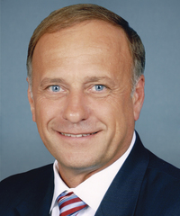 Photo of sponsor Steve King
