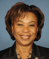 Photo of Rep. Barbara Lee [D-CA13]