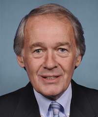 photo of Senator Edward Markey