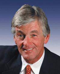 Photo of Rep. John McHugh [R-NY23, 2003-2009]