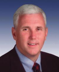 Photo of Vice President Mike Pence [R]