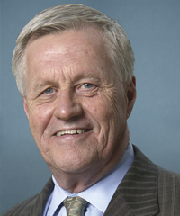 Photo of sponsor Collin Peterson