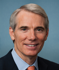 "Photo of sponsor Robert ""Rob"" Portman"