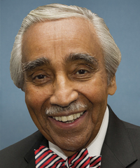 "Photo of Rep. Charles ""Charlie"" Rangel [D-NY13, 2013-2016]"