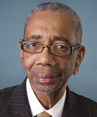 Photo of sponsor Bobby Rush