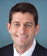 Photo of sponsor Paul Ryan