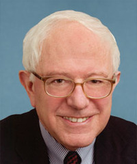 "Photo of sponsor Bernard ""Bernie"" Sanders"