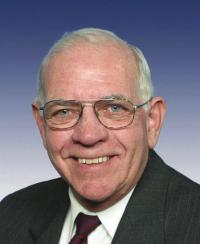 "Photo of Rep. James ""Jim"" Saxton [R-NJ3, 1993-2008]"