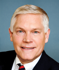Photo of sponsor Pete Sessions