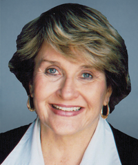 Photo of sponsor Louise Slaughter
