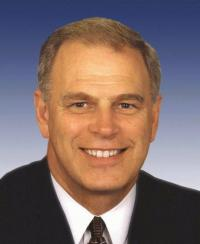 Photo of sponsor Ted Strickland