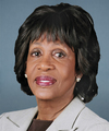 Portrait of Maxine Waters