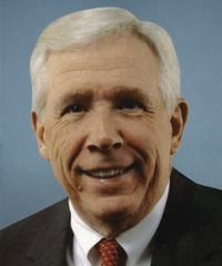 Photo of Rep. Frank Wolf [R-VA10, 1981-2014]