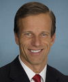 Portrait of John Thune