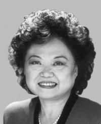 Photo of Rep. Patsy Mink [D-HI2, 1990-2002]