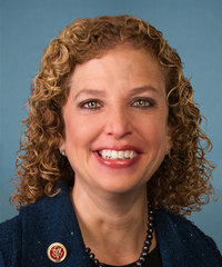 Photo of sponsor Debbie Wasserman Schultz
