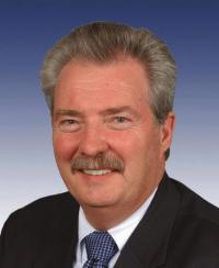 Photo of Rep. Michael Sodrel [R-IN9, 2005-2006]
