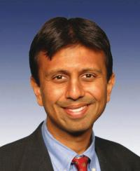 Photo of Rep. Bobby Jindal [R-LA1, 2005-2008]