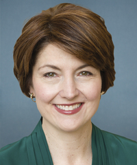 Photo of sponsor Cathy McMorris Rodgers