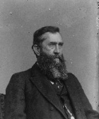 "Photo of Rep. Jo ""Joseph"" Abbott [D-TX6, 1895-1897]"