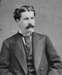 Photo of Rep. Joseph Acklen [D-LA3, 1877-1881]