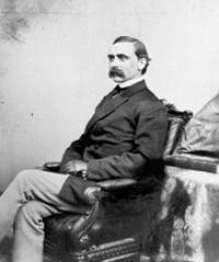 Photo of Sen. Adelbert Ames [R-MS, 1870-1875]