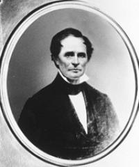 Photo of Sen. David Baker [J-IL, 1830-1831]