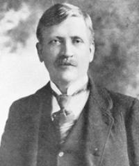 Photo of Sen. Lucien Baker [R-KS, 1895-1901]