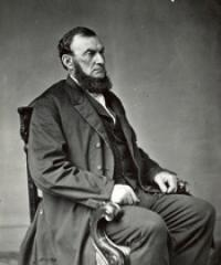 Photo of Rep. Abraham Barker [R-PA17, 1865-1867]