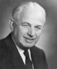 Photo of Sen. James Beall [R-MD, 1953-1964]