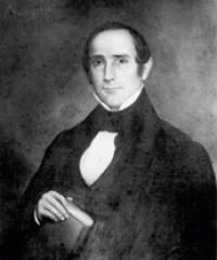 Photo of Sen. Asa Biggs [D-NC, 1855-1859]