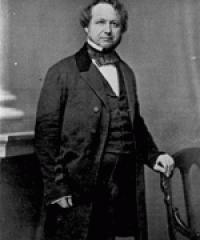 Photo of Sen. William Bigler [D-PA, 1856-1861]