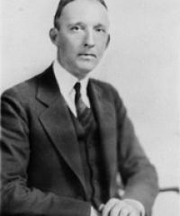 Photo of Sen. Hugo Black [D-AL, 1927-1937]
