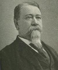Photo of Rep. James Black [D-GA10, 1895-1897]