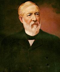 Photo of Sen. James Blaine [R-ME, 1876-1881]