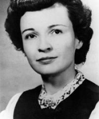 Photo of Rep. Iris Blitch [D-GA8, 1955-1962]