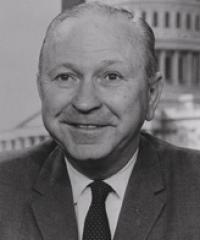 Photo of Sen. James Boggs [R-DE, 1961-1972]