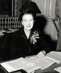 Photo of Rep. Veronica Boland [D-PA11, 1941-1942]
