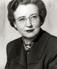 Photo of Rep. Reva Bosone [D-UT2, 1949-1952]