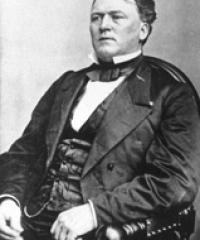 Photo of Sen. Jesse Bright [D-IN, 1857-1863]
