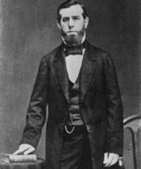 Photo of Sen. David Broderick [D-CA, 1857-1859]
