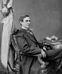 Photo of Rep. Charles Buckalew [D-PA17, 1889-1891]