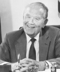 Photo of Sen. Quentin Burdick [D-ND, 1960-1992]
