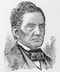 Photo of Sen. Jacob Burnet [A-OH, 1828-1831]