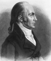 Photo of Vice President Aaron Burr [D, 1801-1805]