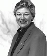 Photo of Rep. Leslie Byrne [D-VA11, 1993-1994]